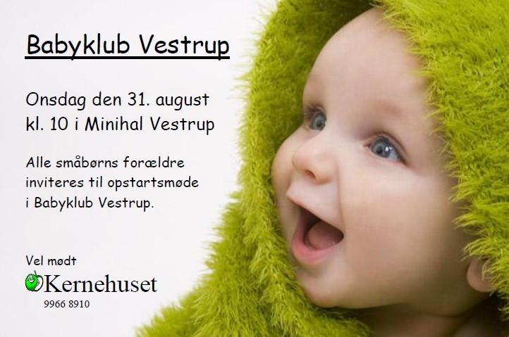 Babyklub Vestrup